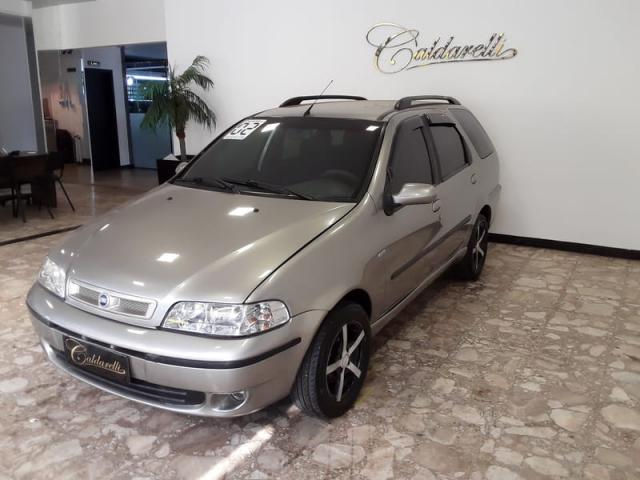Fiat Palio Weekend Stile 1.6mpi 16V 4P 2002