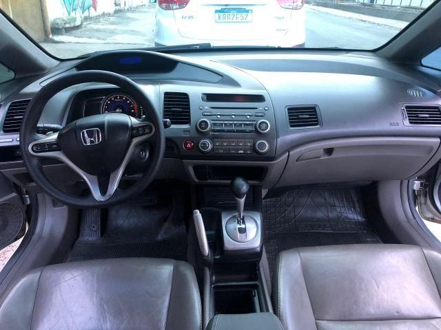 HONDA CIVIC 2010/2010 1.8 LXL 16V FLEX 4P AUTOMÁTICO - Foto 5