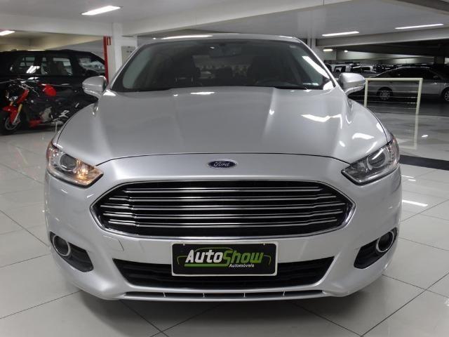 Ford Fusion Se 2.5 Flex Automático Prata - Foto 2