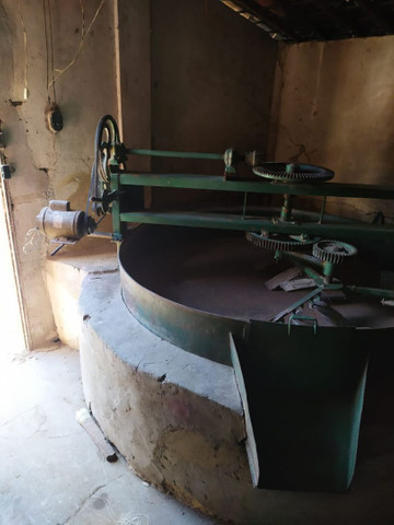 Forno e prensa para casa de farinha - Foto 4