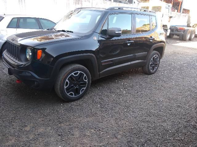 Jeep Renegade trawalk