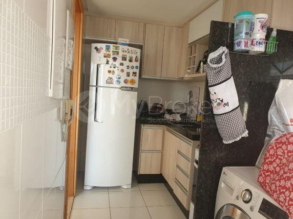 Apartamento com 3 quartos no Residencial Visage Oeste - Bairro Setor Oeste em Goiânia - Foto 5