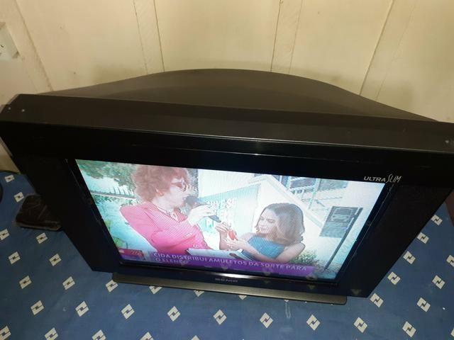 TV, C/garantia, aceitocartão, entrego - Foto 5