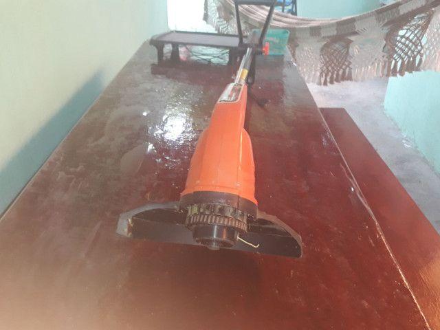 Aparador cortador de grama Tramontina  - Foto 2