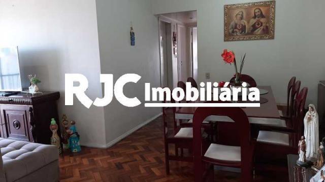 Apartamento à venda com 3 dormitórios em Tijuca, Rio de janeiro cod:MBAP33223 - Foto 3