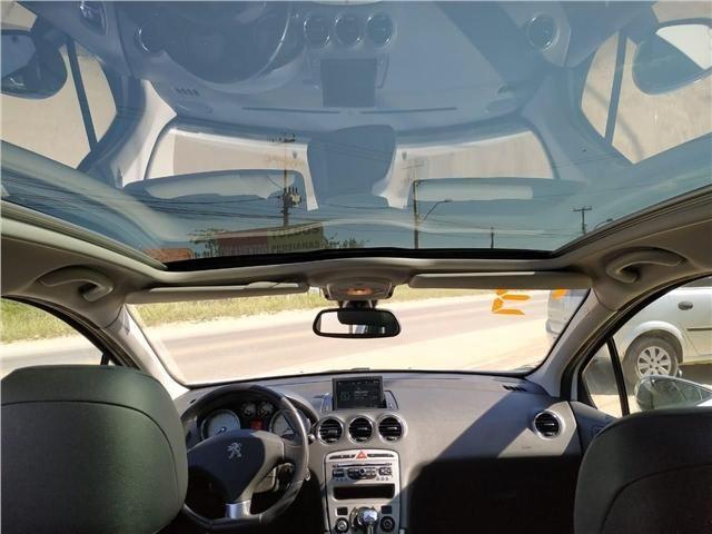 Peugeot 308 1.6 feline thp 16v gasolina 4p automático - Foto 7