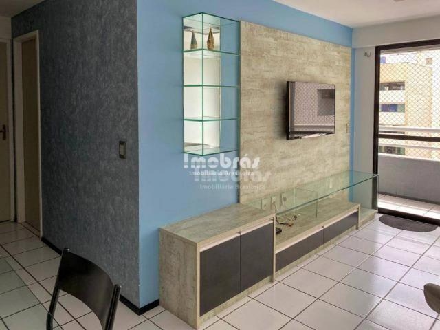 Apartamento à venda, 64 m² por R$ 375.000,00 - Aldeota - Fortaleza/CE - Foto 7