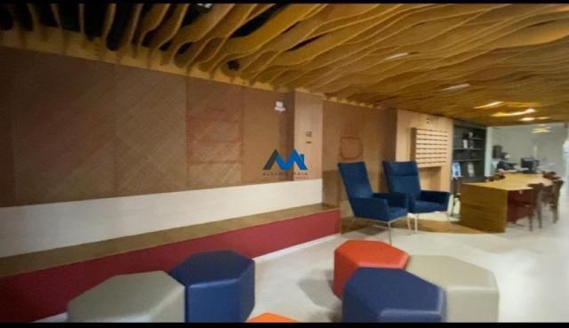 Apartamento à venda com 2 dormitórios em Funcionários, Belo horizonte cod:ALM818 - Foto 3