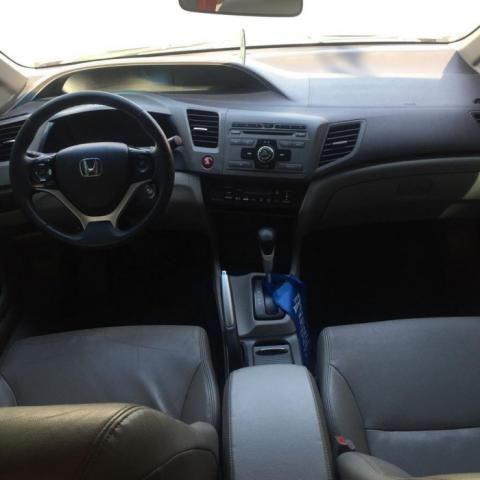 Honda civic 2013 1.8 lxl 16v flex 4p automÁtico - Foto 5