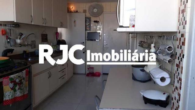 Apartamento à venda com 3 dormitórios em Tijuca, Rio de janeiro cod:MBAP33223 - Foto 17