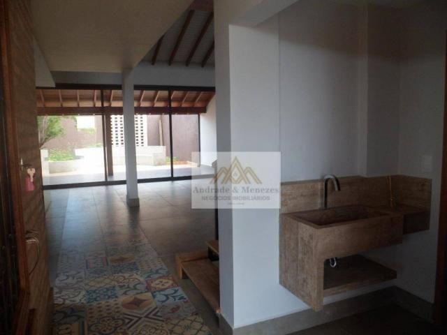 Sobrado residencial à venda, Condomínio San Marco I- Ilha Adriamar, Bonfim Paulista - SO00 - Foto 4