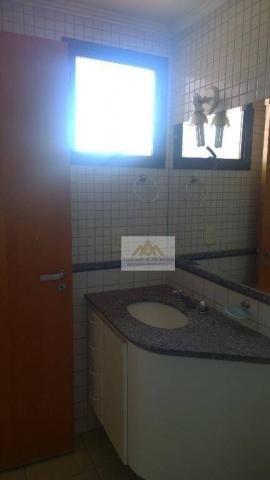 Apartamento com 3 dormitórios para alugar, 114 m² por R$ 2.000,00/mês - Jardim Irajá - Rib - Foto 17