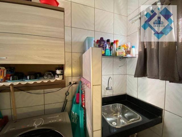 Apartamento à venda, 48 m² por R$ 149.990,00 - Henrique Jorge - Fortaleza/CE - Foto 3
