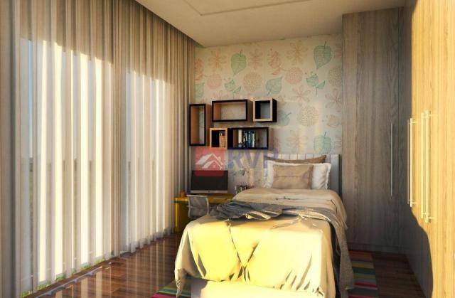 Casa com 3 dormitórios à venda, 150 m² por R$ 320.000,00 - Jardim dos Alfineiros - Juiz de - Foto 3