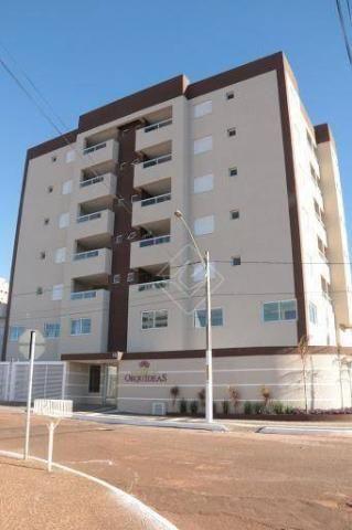 Apartamento com 3 dormitórios à venda, 98 m² por R$ 420.000 - Residencial Orquídeas - Resi - Foto 9