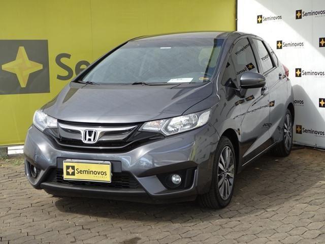 Honda Fit 1.5 16v EX CVT (Flex)