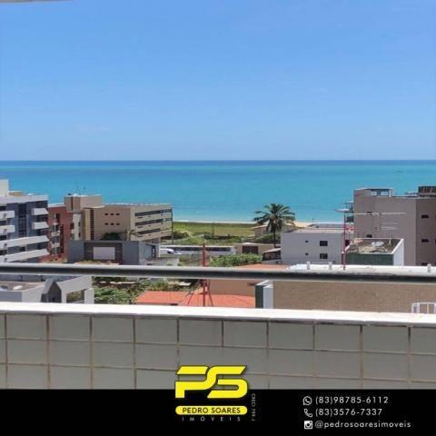 Apartamento com 3 dormitórios à venda, 147 m² por R$ 440.000 - Intermares - Cabedelo/PB - Foto 14