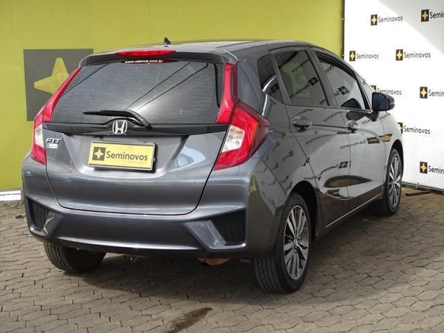 Honda Fit 1.5 16v EX CVT (Flex) - Foto 5