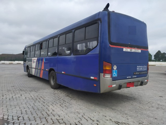 Onibus Marcopolo Vialle Ano 2008 - Foto 4