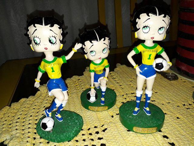 Trio brasileirinhas betty boop