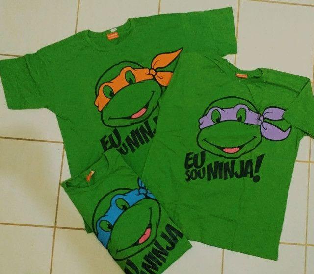 Camisetas geeks plus-size atacado - Foto 2