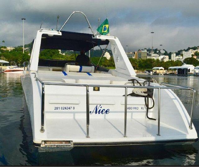 Lancha Walk Marine Offshore 39 Pés - Foto 2