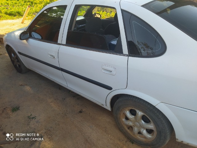 Vendo Vectra 98 2.2 gls kit gás - Foto 6