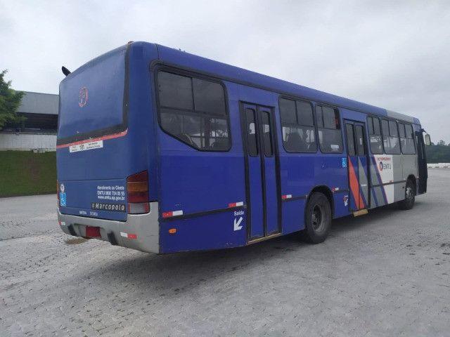 Onibus Marcopolo Vialle Ano 2008 - Foto 5