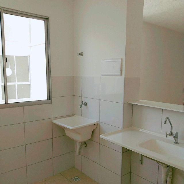 Alugue-se lindo apartamento R$650 Condomínio belle Nature Valparaíso - Foto 5