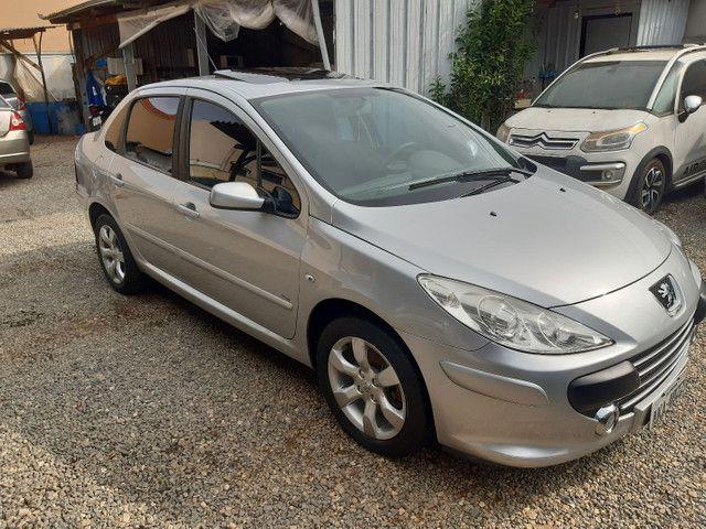 Peugeot 307 precense Pack 1.6 com Teto - Foto 2