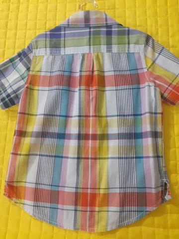 Camisa Infantil GAP original  - Foto 3
