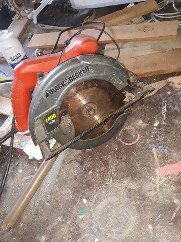 Cerra circular black decker - Foto 2