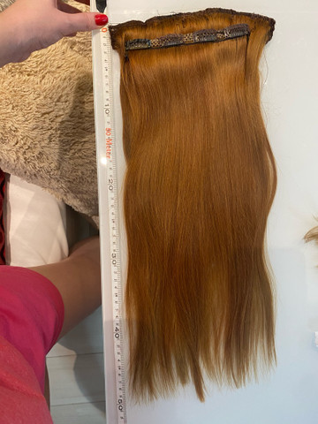 Mega hair humano no tic tac - Foto 2