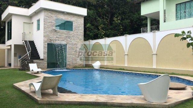 Casa com 4 suites p/ alugar na Ponta Negra em condominio fechado - Foto 11