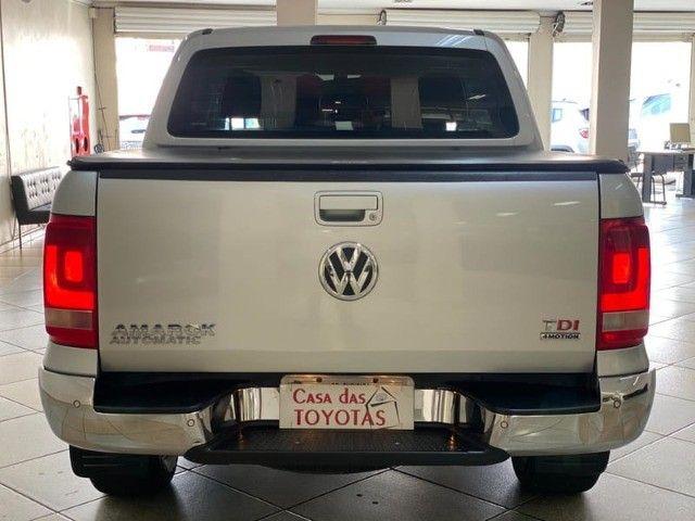 2016 Volkswagen Amarok Highline CD 2.0 4X4 Diesel AUT - Foto 5