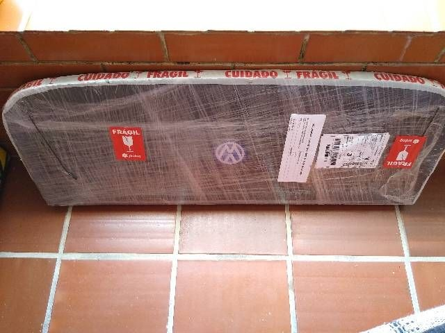 Tampão bagagito TCross - Foto 3