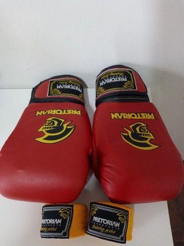 Vendo luvas de box 200 reais