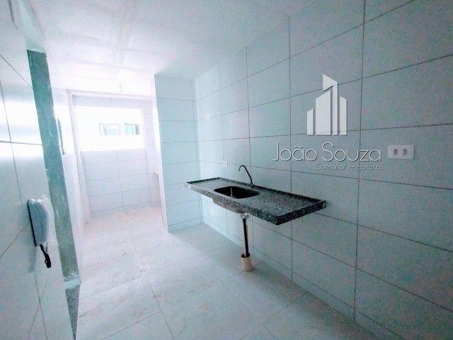 JS- Lindo apartamento na beira mar de Casa Caiada com 95m² - 03 Suítes - Foto 13