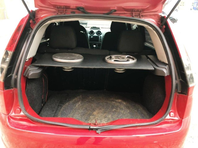 Fiesta 1.0 Rocam Hatch 8V Flex 4P Manual 2012 - Foto 12