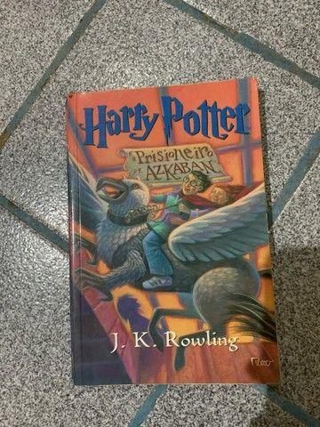 livros harry potter - Foto 3