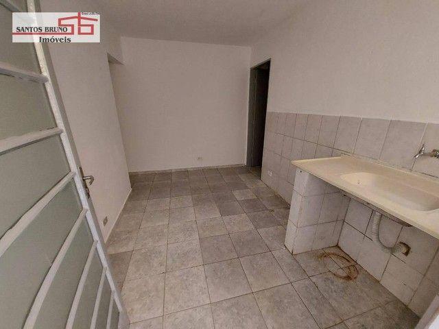 Casa com 1 dormitório para alugar, 40 m² por R$ 650,00/mês - Cachoeirinha - São Paulo/SP - Foto 4