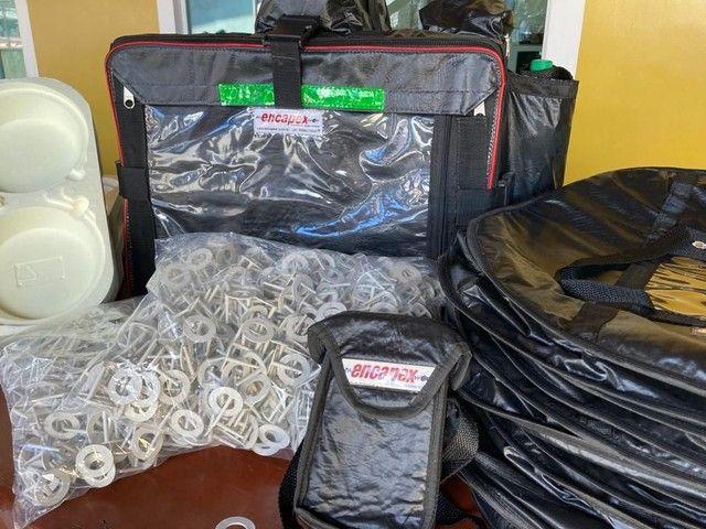 BAG para Delivery MOCHILA - PIZZARIA IFOOD - Foto 2