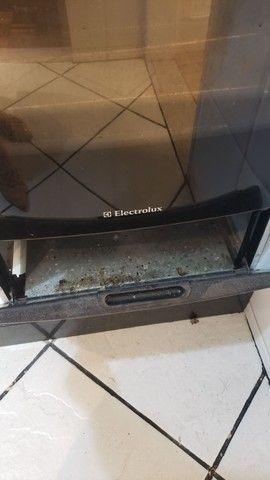 Fogão 4 bocas eletrolux chef grill.  - Foto 4