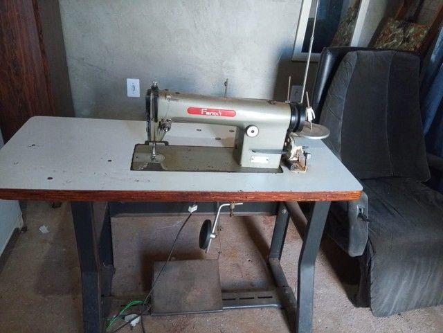 Maquina Reta Industrial (Parcelamos No Cartão) - Foto 5