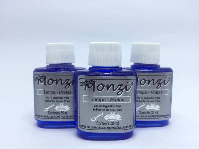 Limpa prata Monzi