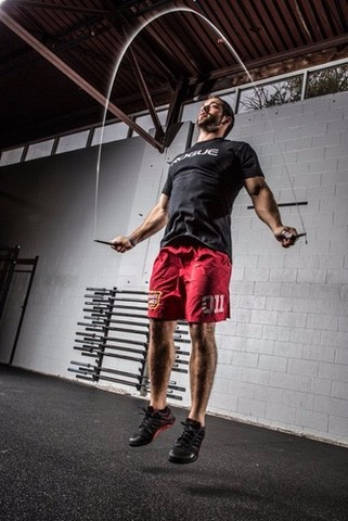 corda de pular profissional speed gym / retirada em salvador - Foto 2