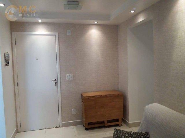 Apartamento com 2 dormitórios à venda, 53 m² por R$ 265.000 - Jardim Nova Europa - Campina - Foto 6