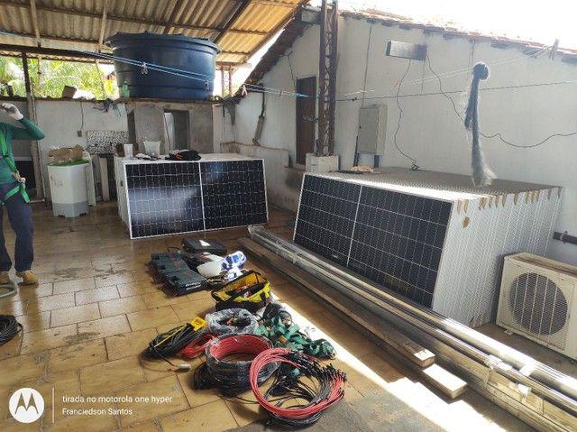 Ita Solar. Você que quer economizar até 95% na sua fatura de energia. - Foto 4