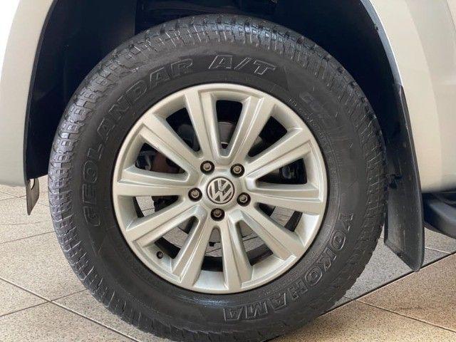 2016 Volkswagen Amarok Highline CD 2.0 4X4 Diesel AUT - Foto 20