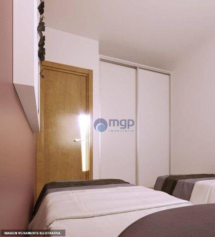Apartamento com 2 dormitórios à venda, 47 m² por R$ 279.000 - Vila Dom Pedro II - São Paul - Foto 11
